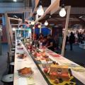 JFB anime le stand de la Région Occitanie du Salon Régal au Parc des Expos de Toulouse - 13/14/15.12