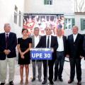 Soirée UPE 30 - Mas Merlet Nîmes - Conception/Organisation et présentation JFB - 3 juillet 2013